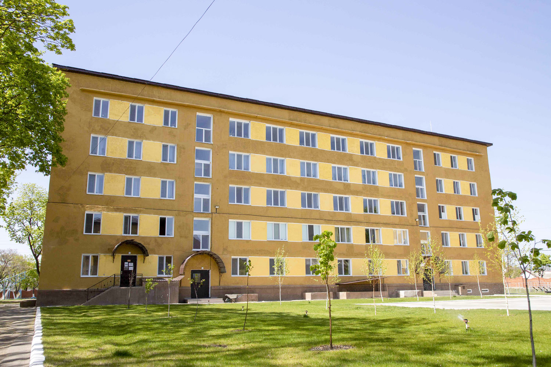 Суворовское училище в Тирасполе